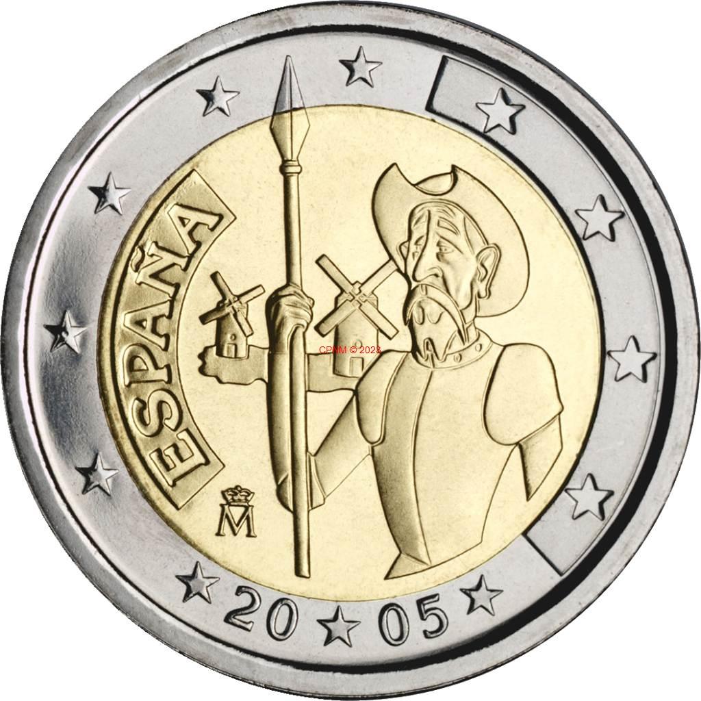 Euros espagne - Comptoir numismatique monaco ...