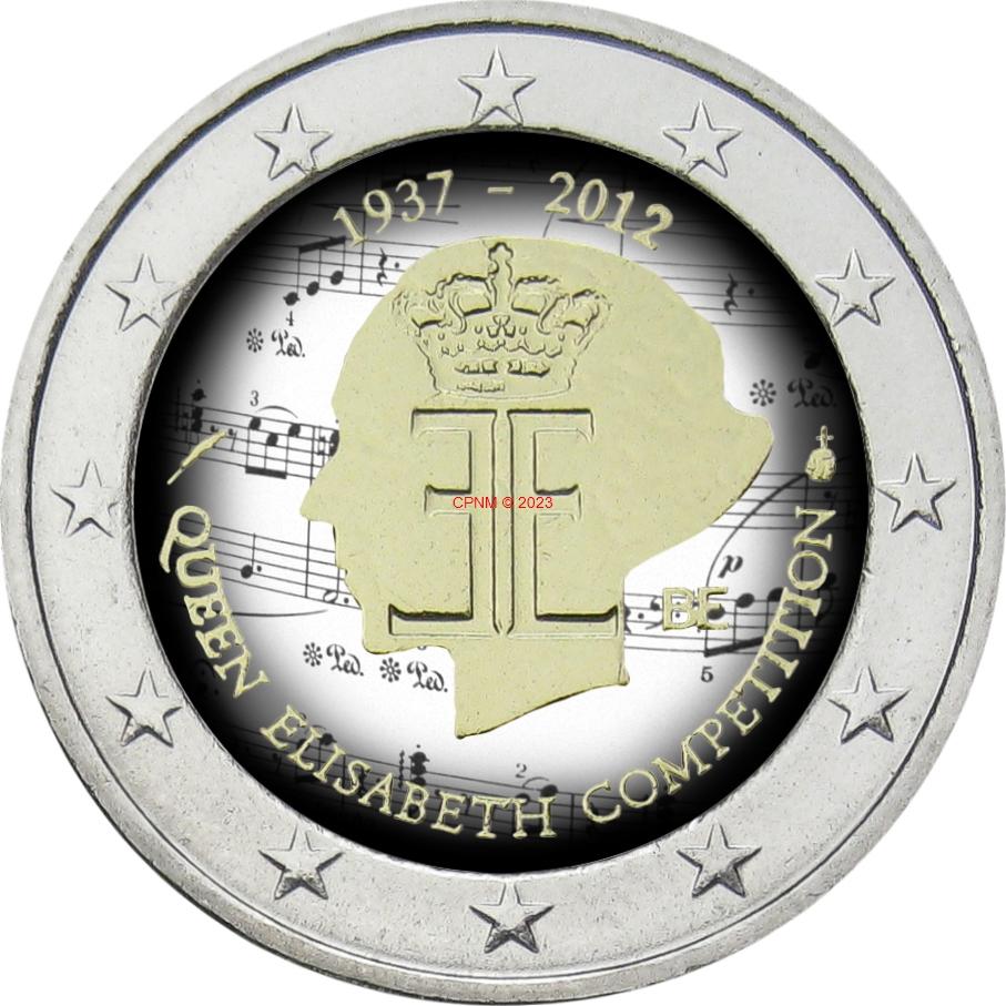 Euros 2 euros comm moratives page 8 - Comptoir numismatique monaco ...