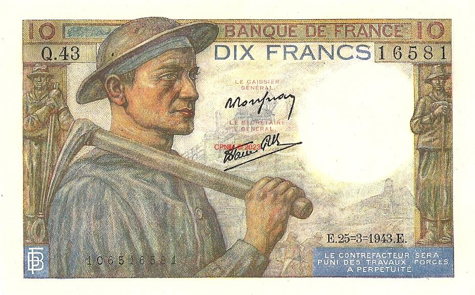 Monnaies d 39 europe billets de banque fran ais - Comptoir numismatique monaco ...